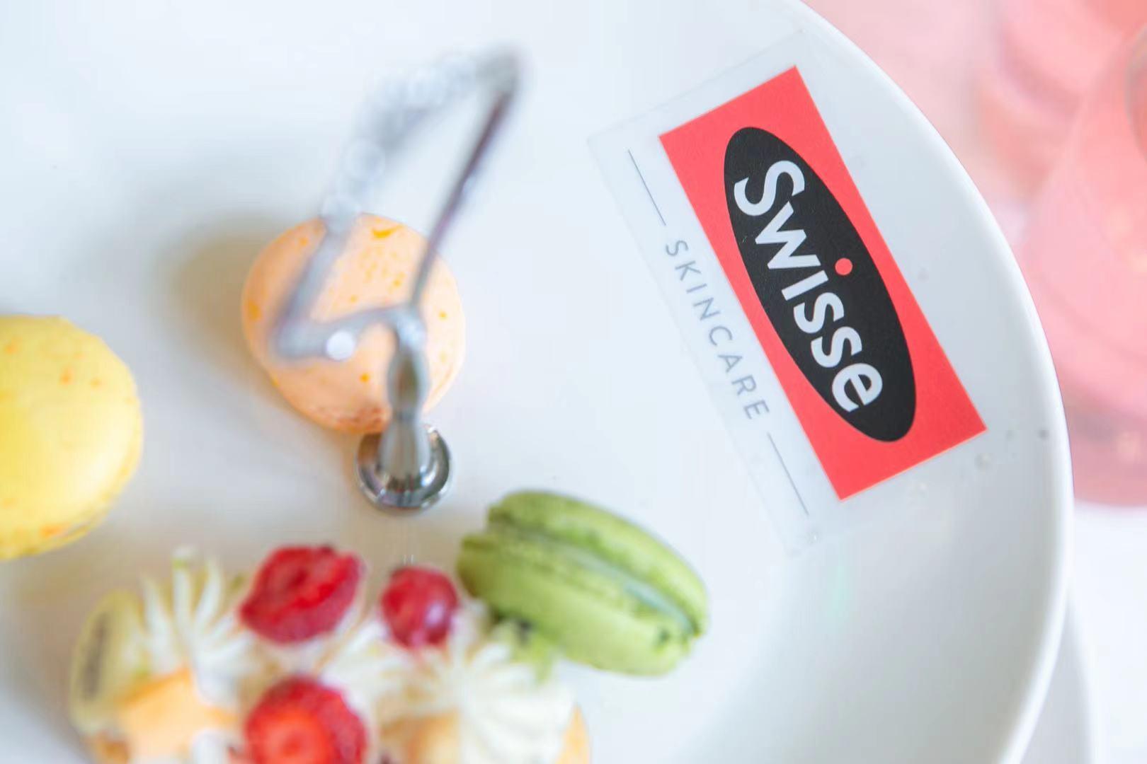 肌食同源新理念,由内而外,自然更美 Swisse斯维诗®2021升级版涂鸦泥膜新品体验沙龙上海站