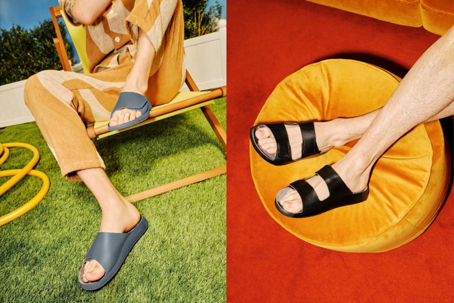 心随爱步,CHILL一夏 · 全新ECCO第二代COZMO凉鞋科摩系列全新上市