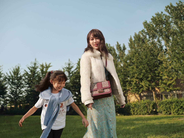 Coach欣喜宣布杨紫成为女士产品系列代言人
