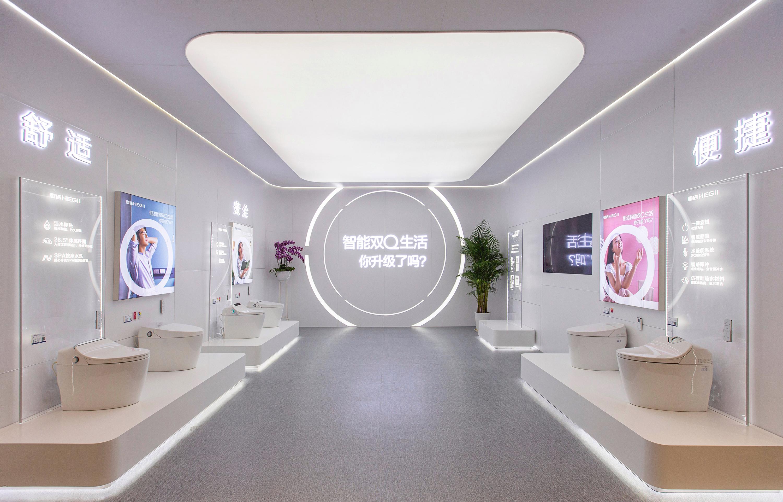 第24届中国国际厨卫展开幕 恒洁卫浴新国货燃情盛放