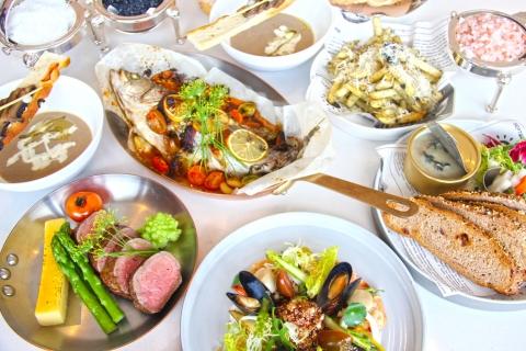 上海衡山路十二号华邑酒店:鲜艳西餐厅全新开业