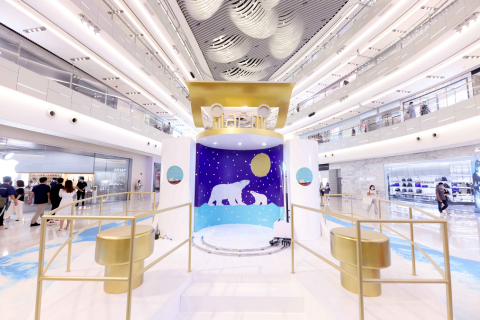 环贸iapm商场:「潮力启航」时尚季正式启幕